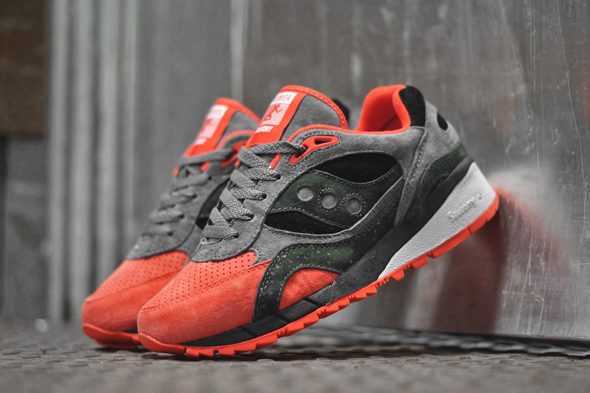 Premier Saucony Shadow 6000 Life On Mars Grey