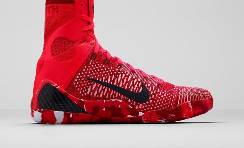 pretty nice 7ece1 f26ce ... Nike Kobe 9 Elite Knit Stocking ...