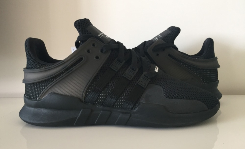 Adidas EQT Support 93 16 Concepts Black