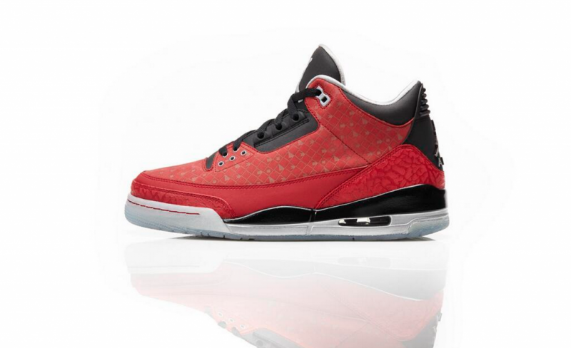 2010 Air Jordan 3 Doernbecher DB