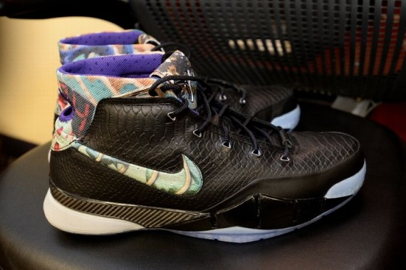 4ab066b69baf ShoeFax - Nike Kobe 1 Prelude