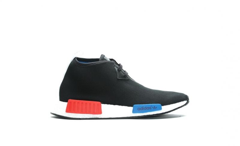 30603f226 Adidas NMD Chukka Core Black