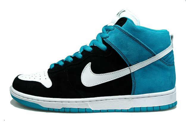 Nike Dunk High SB Send Help 2005
