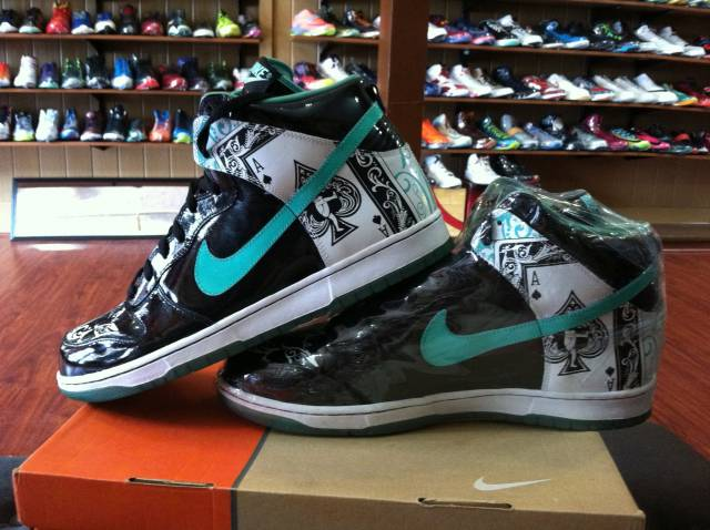 Nike Dunk High SB Dontrelle Willis