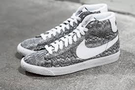 Nike Blazer Mid Marble Mesh