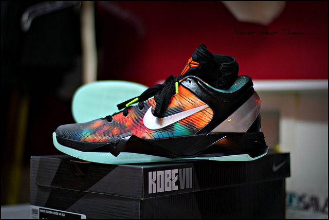 new concept 50360 706d1 Nike Kobe 7 Galaxy All Star