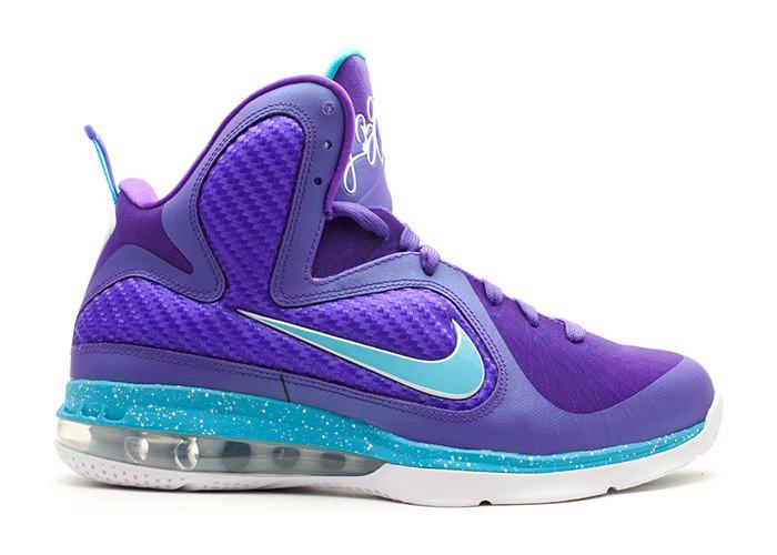 Nike LeBron 9 Hornets
