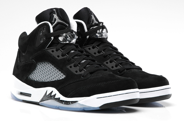 Cheap Air Jordan 5 Oreo