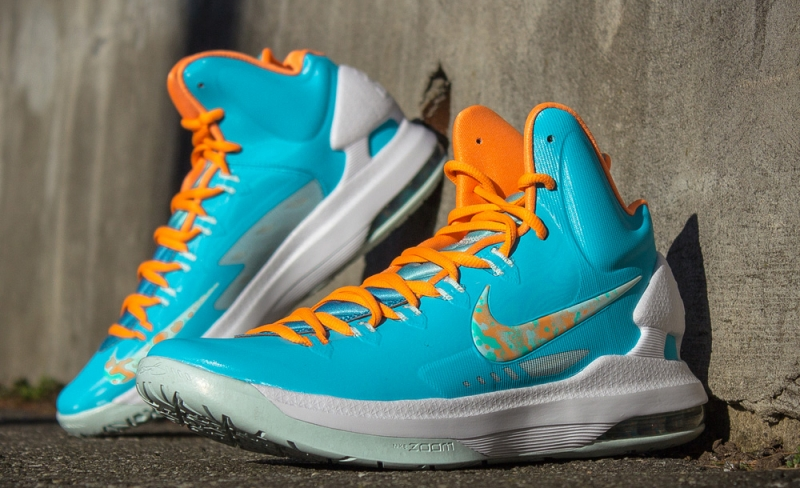 ShoeFax - Nike KD 5 Easter