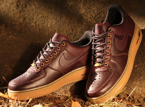 Nike Air Force 1 Low Winter Workboot Pack