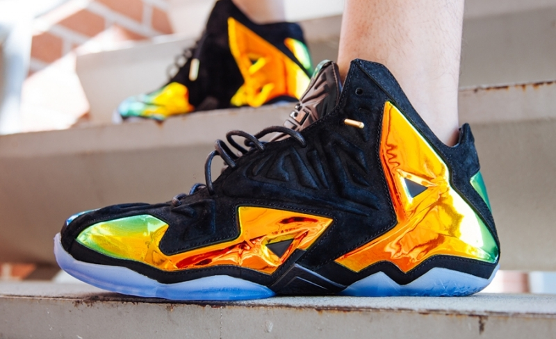 Nike Lebron 11 EXT Kings Crown