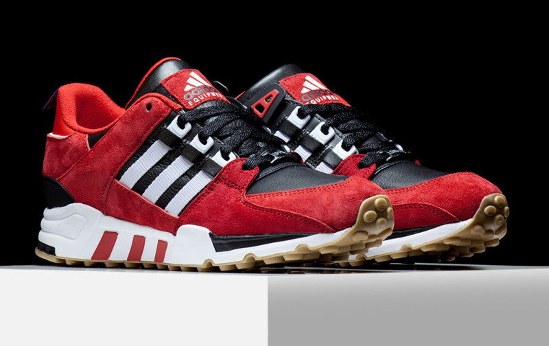 red adidas eqt