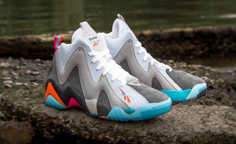 Reebok Kamikaze 2 Mid Packer / Remember the Alamo