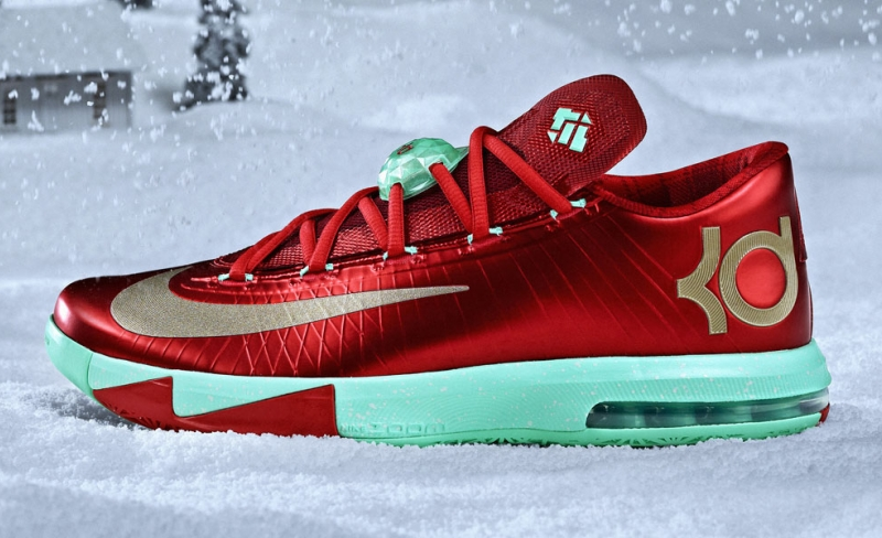 Images search for the word: nike-kd-6-christmas