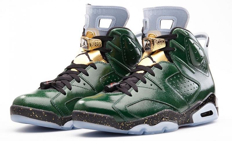 Air Jordan 6 Champagne
