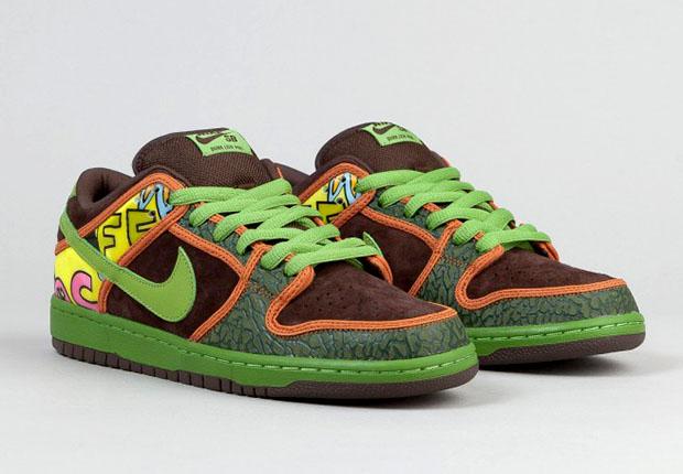 Nike SB Dunk Low Premium De La Soul