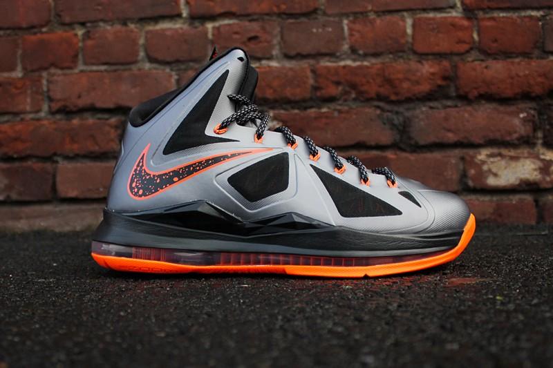Nike Lebron 10 Lava
