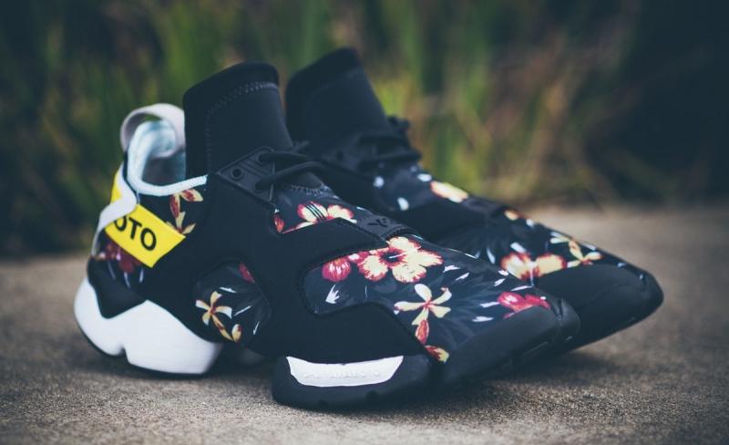adidas y3 floral
