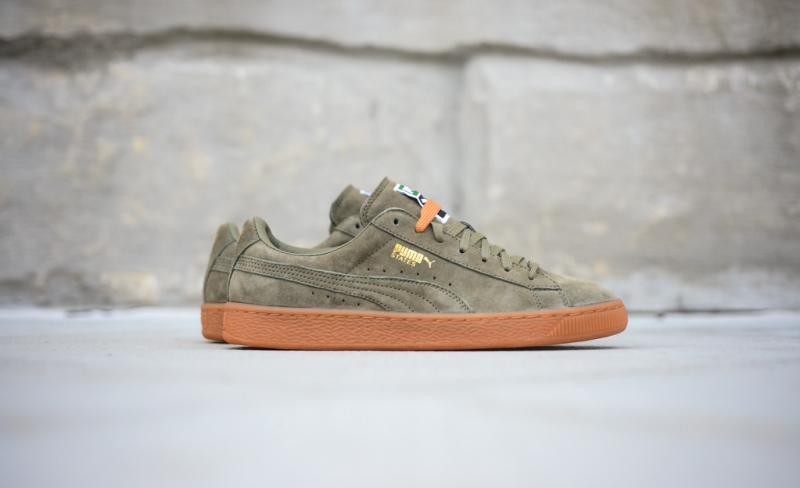 Puma States Winter Gum Pack Olive