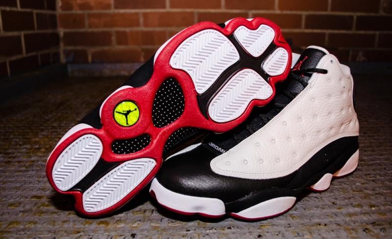 on sale 58ced 304c5 ShoeFax - Air Jordan 13 He Got Game