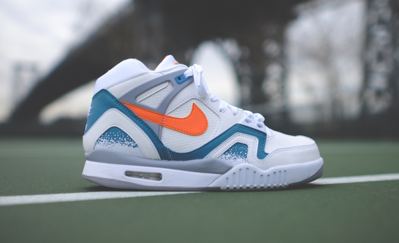 Nike Air Tech Challenge 2 Blue Clay
