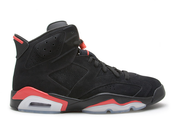 2010 Air Jordan 6 Black Infrared