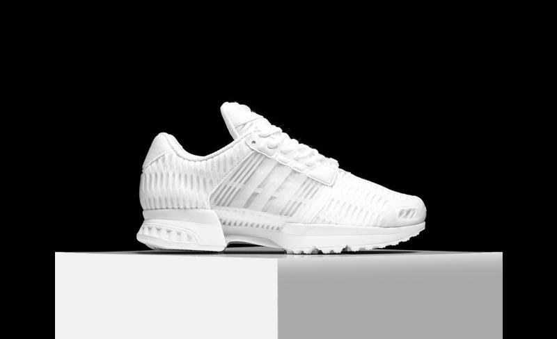 Adidas Climacool Triple White