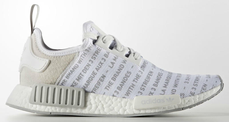 Adidas NMD Three Stripes Pack White