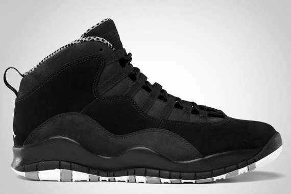 Air Jordan 10 Stealth