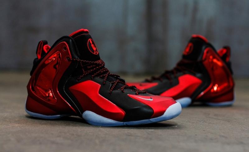 Nike Lil Penny Posite University Red / Black