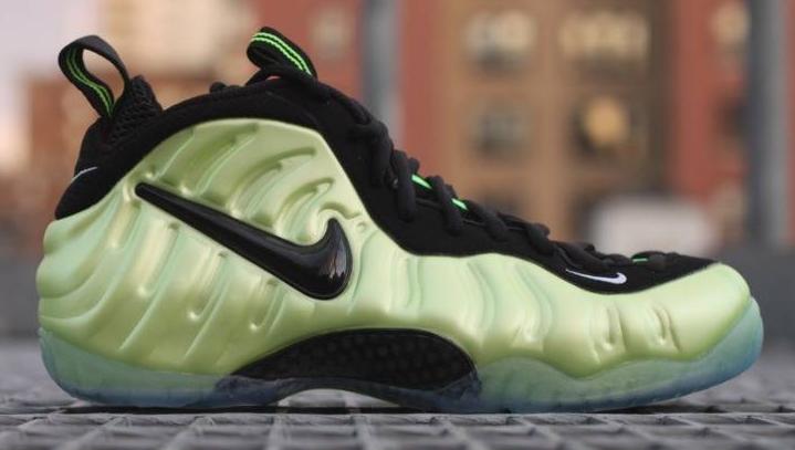 Nike Foamposite Pro Electric Green