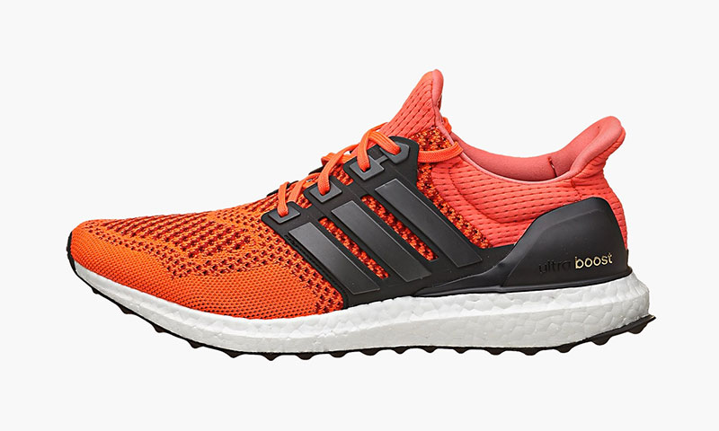 brand new 3e6a9 85022 new Adidas Ultra Boost Solar Red