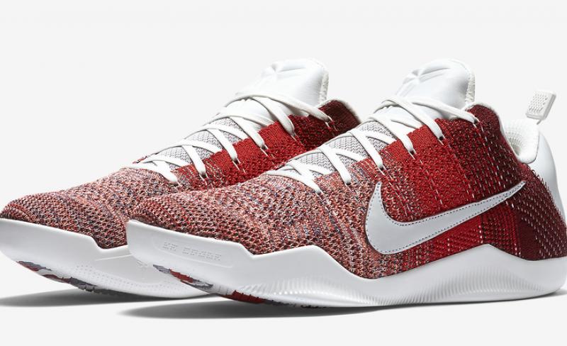 Nike Kobe 11 4KB Red Horse