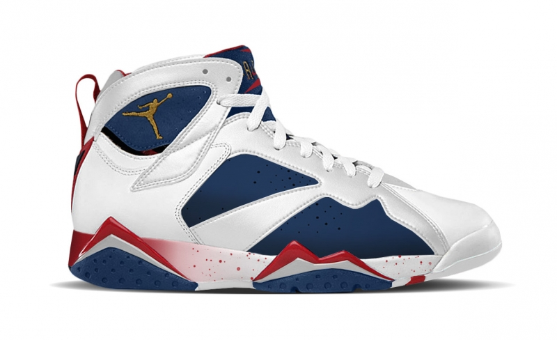Air Jordan 7 Tinker Alternative