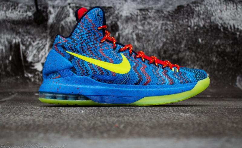 ShoeFax - Nike KD 5 Christmas