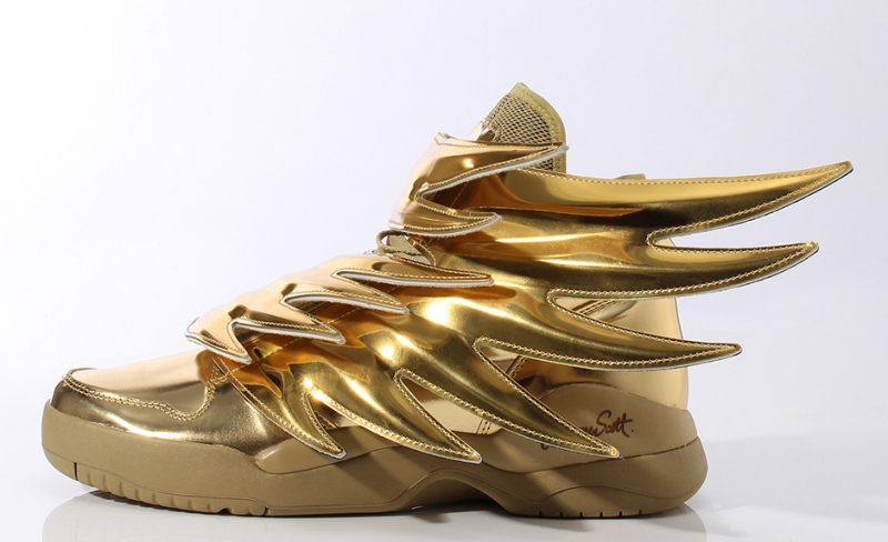 adidas jeremy scott wings 3.0 gold price