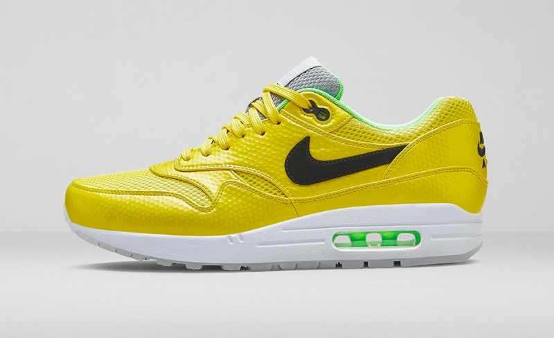 Nike Air Max 1 FB Vibrant Yellow Mercurial