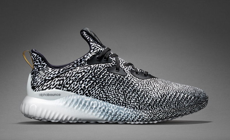 Adidas AlphaBounce Motion Capture