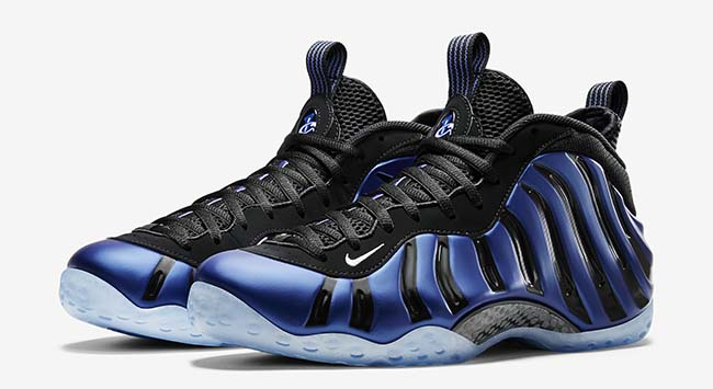 Nike Air Foamposite One Sharpie