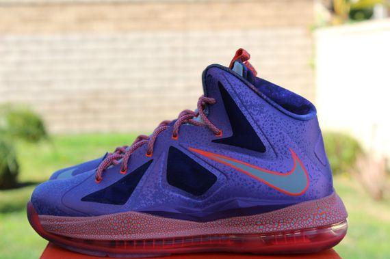 Nike LeBron 10 Area 72