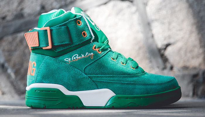 Ewing 33 Hi St. Patrick's Day