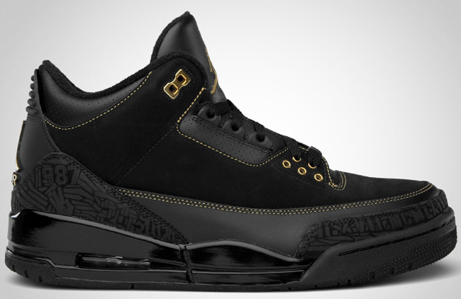 Air Jordan 3 Bhm 2011 Dodge