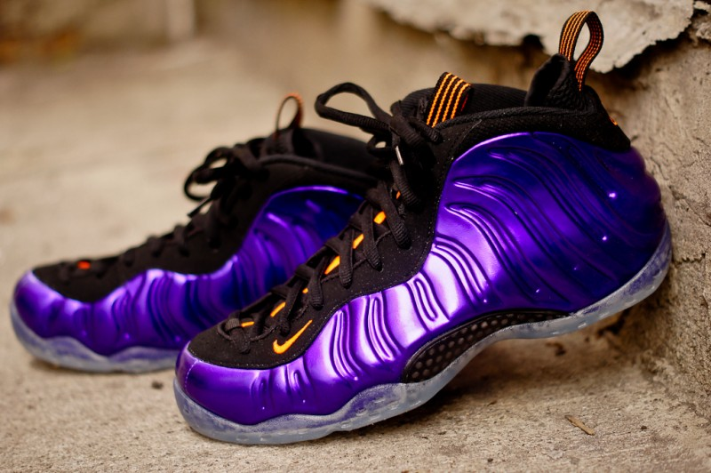 best service be0c5 6103c on sale Nike Air Foamposite One Phoenix Suns
