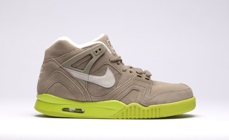 Nike Air Tech Challenge 2 Suede Bamboo