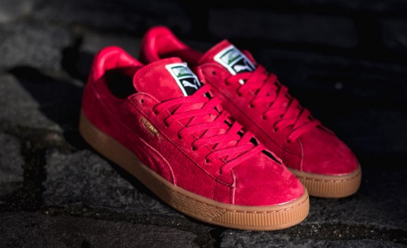 Puma States Winter Gum Pack Red